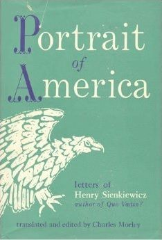 Step in Warsaw - City guide to Warsaw. What impression made America on Sienkiewicz?